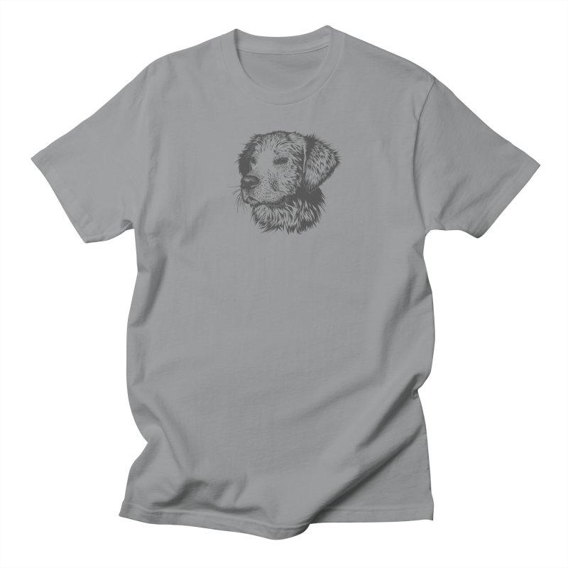 Dog Women's Regular Unisex T-Shirt by muratduman's Artist Shop