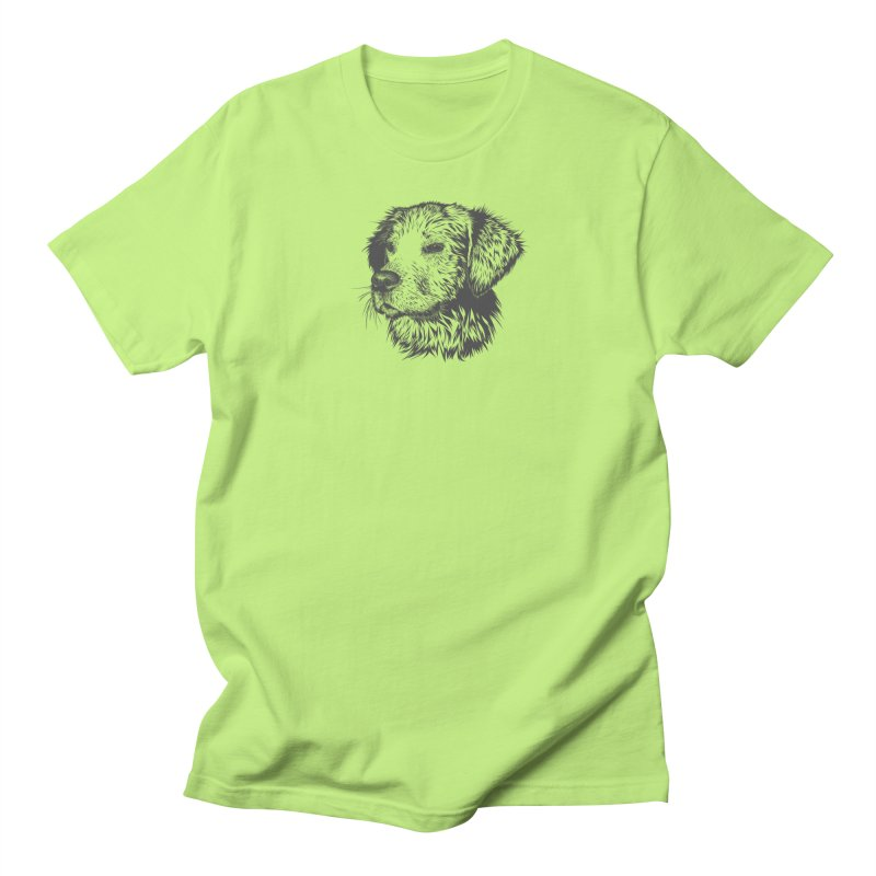 Dog Men's Regular T-Shirt by muratduman's Artist Shop