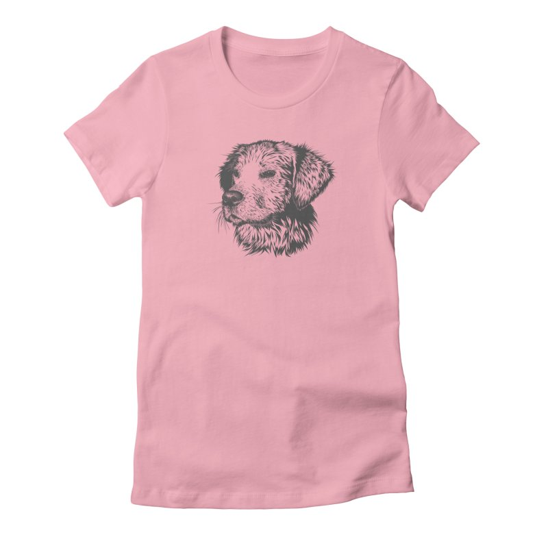 Dog Women's T-Shirt by muratduman's Artist Shop