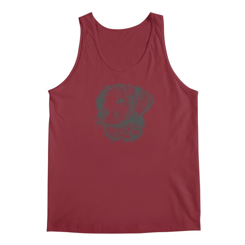 Dog Men's Tank by muratduman's Artist Shop