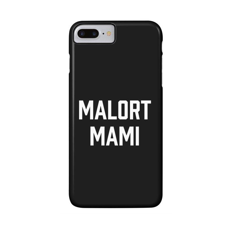 Malort Mami (white font) Accessories Phone Case by murdamex's Artist Shop