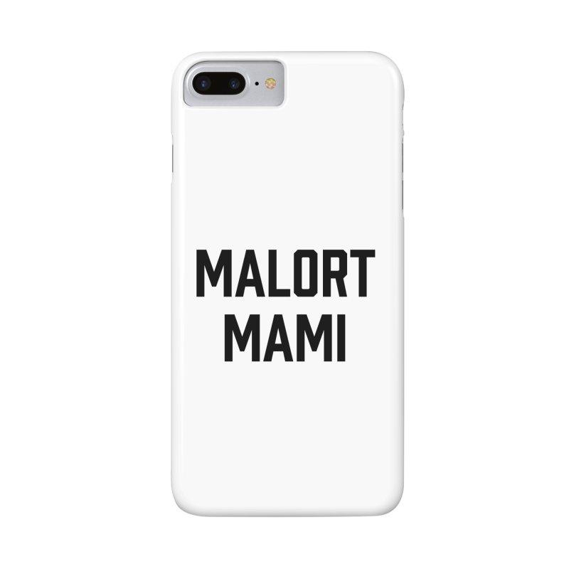 Malort Mami (black font) Accessories Phone Case by murdamex's Artist Shop
