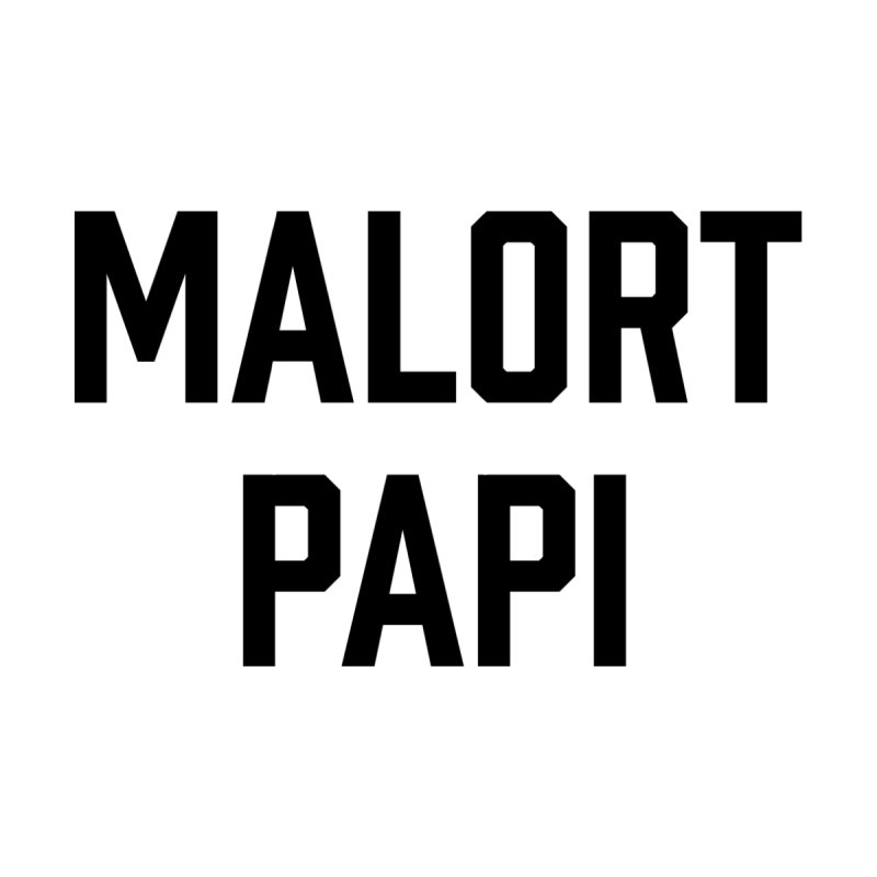 Malort Papi (black font) Men's Triblend T-Shirt by murdamex's Artist Shop