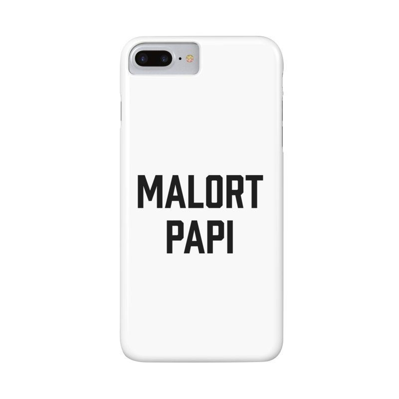 Malort Papi (black font) Accessories Phone Case by murdamex's Artist Shop