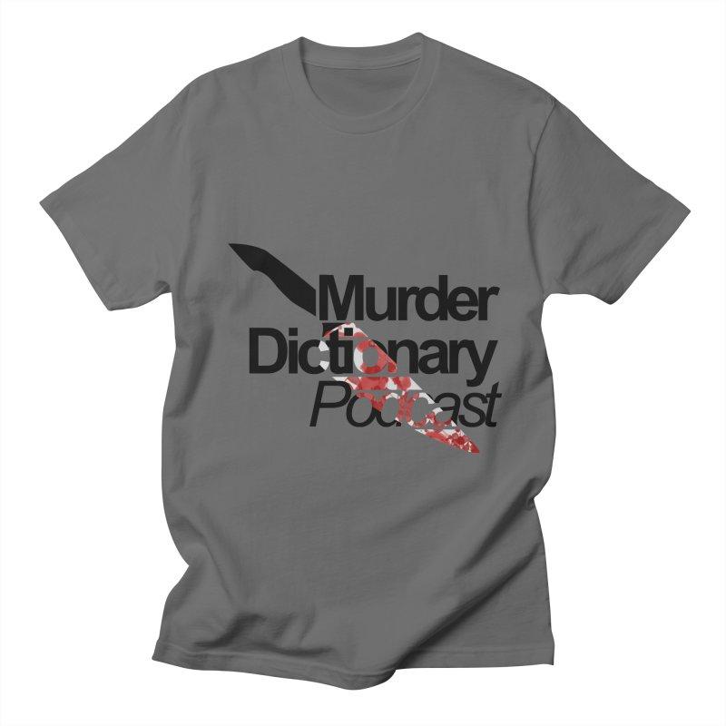 Hidden Murder Weapon Men's T-Shirt by Murder Dictionary's Artist Shop