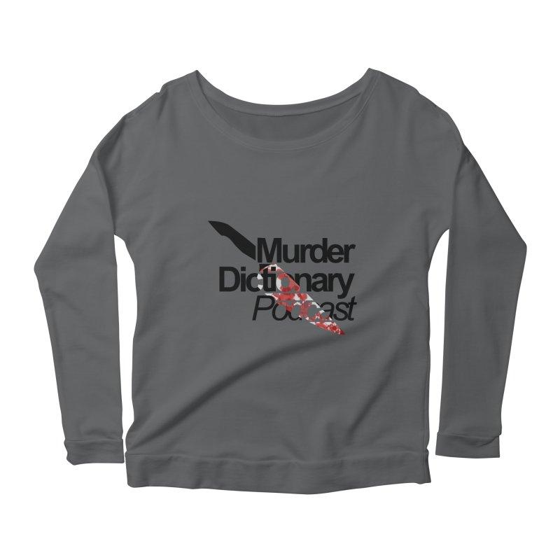 Hidden Murder Weapon Women's Longsleeve T-Shirt by Murder Dictionary's Artist Shop