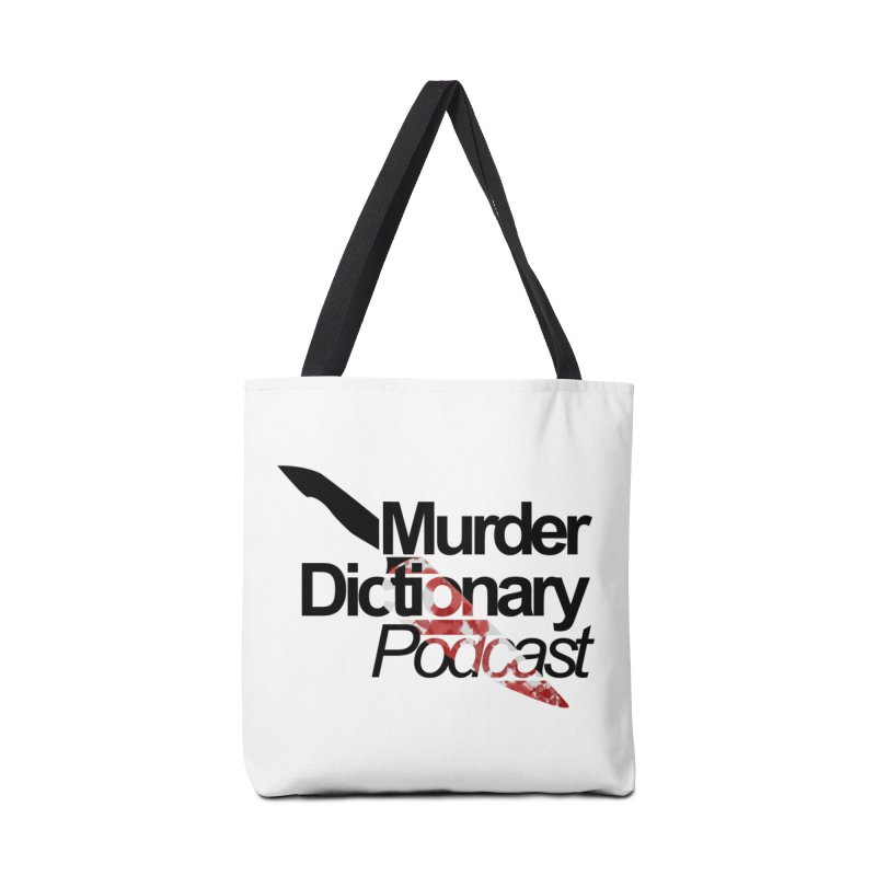 Hidden Murder Weapon Accessories Bag by Murder Dictionary's Artist Shop