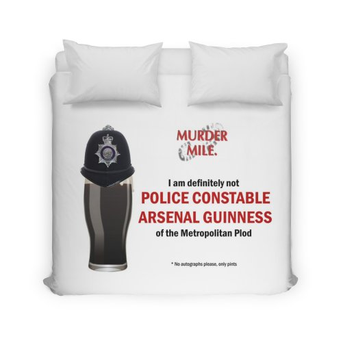 image for I am NOT Police Constable Arsenal Guinness