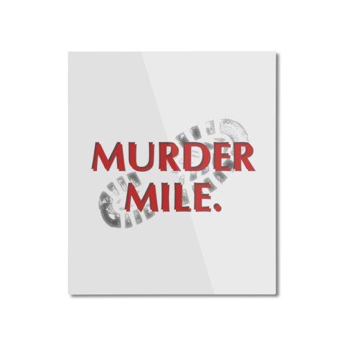 image for Murder Mile (Transparent Logo)