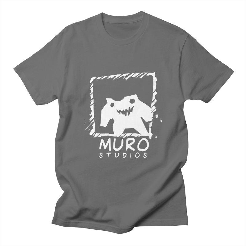 Muro Studios Logo Men's T-Shirt by Muro Studios Shop