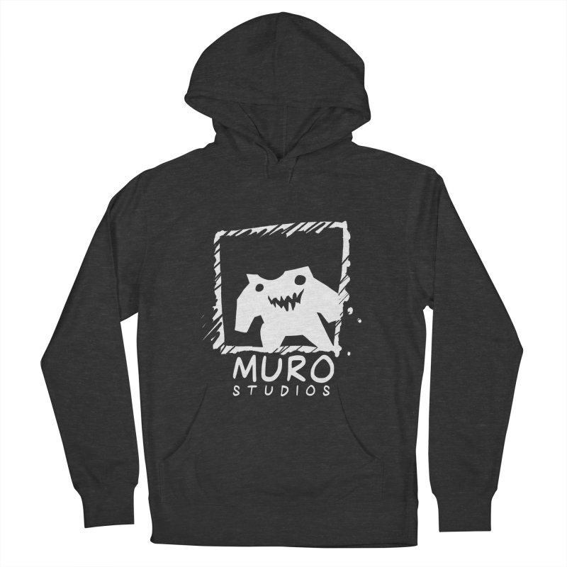 Muro Studios Logo Women's Pullover Hoody by Muro Studios Shop
