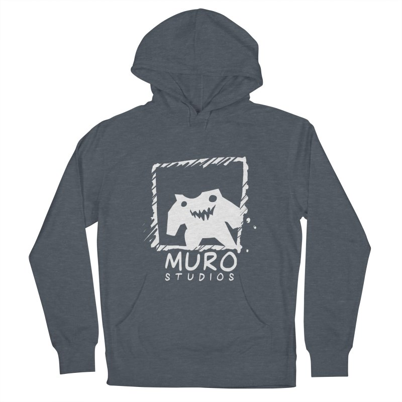 Muro Studios Logo Women's French Terry Pullover Hoody by Muro Studios Shop
