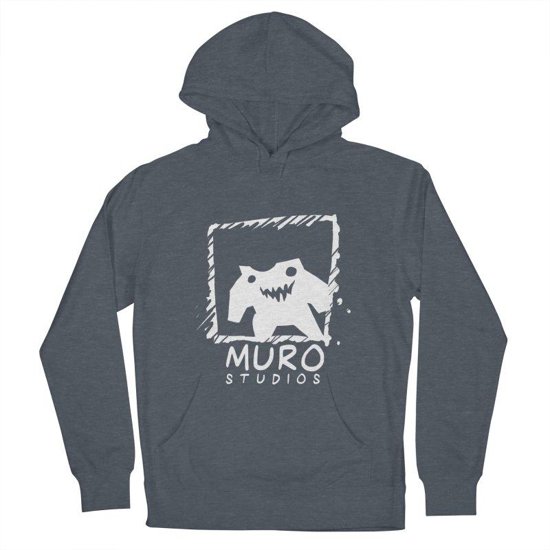 Muro Studios Logo Men's Pullover Hoody by Muro Studios Shop