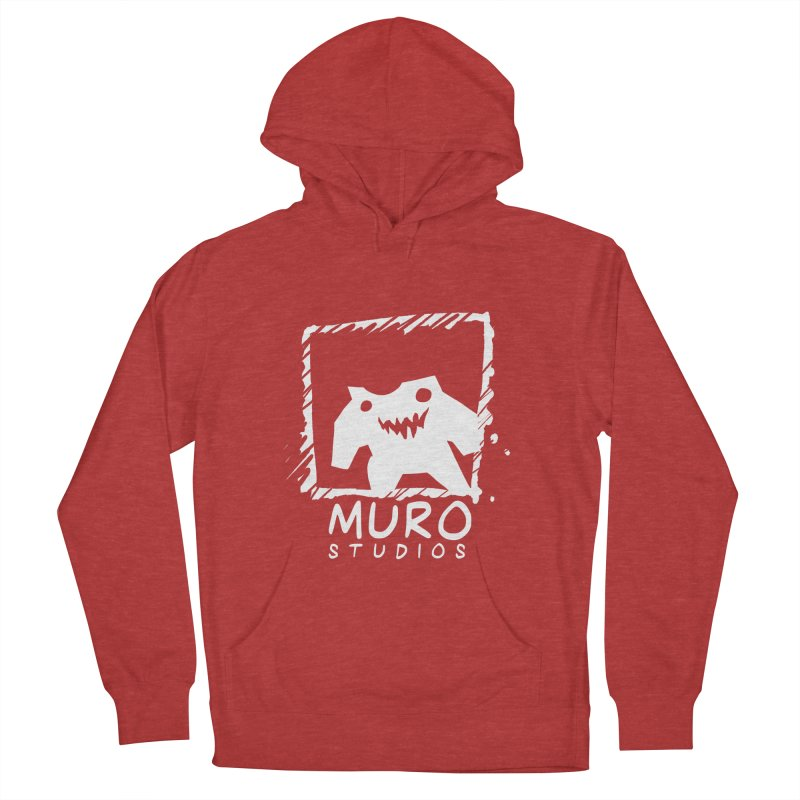 Muro Studios Logo Men's French Terry Pullover Hoody by Muro Studios Shop