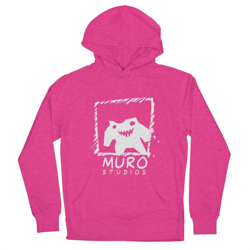 Muro Studios Logo Men's French Terry Pullover Hoody by Muro Studios Shop