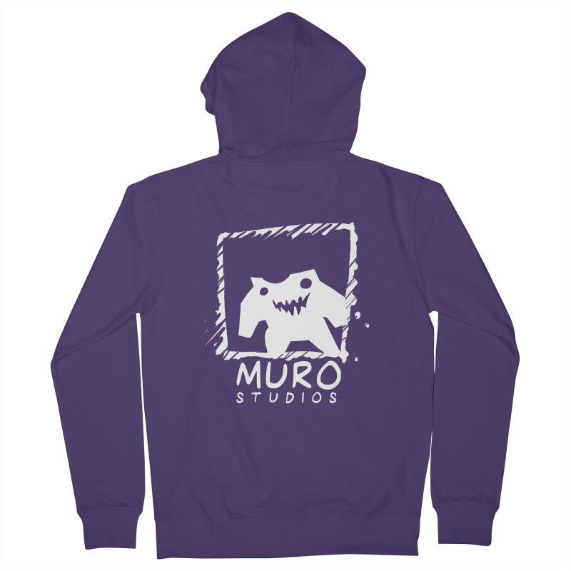 Muro Studios Logo Women's French Terry Zip-Up Hoody by Muro Studios Shop