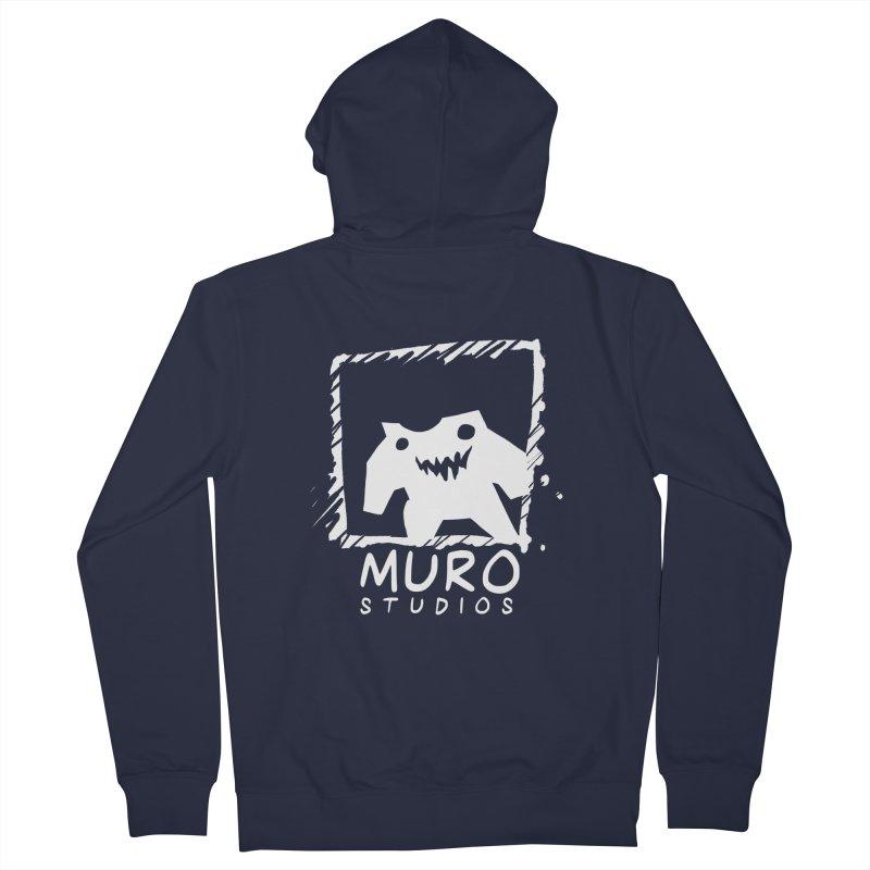 Muro Studios Logo Women's Zip-Up Hoody by Muro Studios Shop