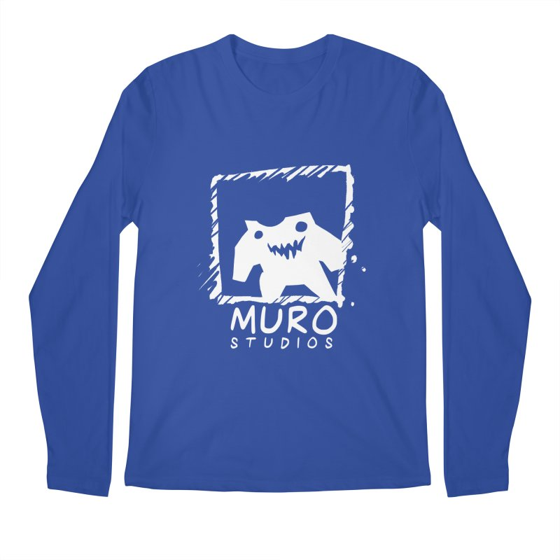 Muro Studios Logo Men's Regular Longsleeve T-Shirt by Muro Studios Shop