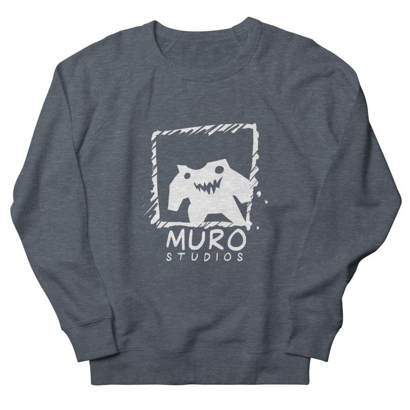 Muro Studios Logo Women's French Terry Sweatshirt by Muro Studios Shop