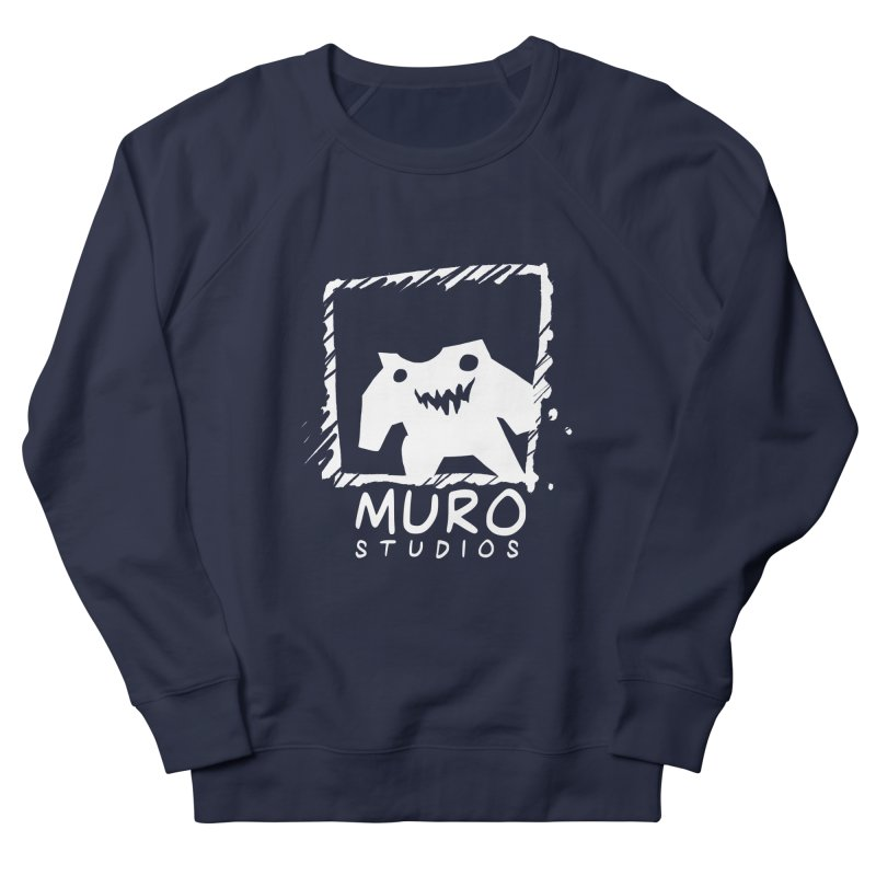 Muro Studios Logo Women's French Terry Sweatshirt by Muro Studios Shop