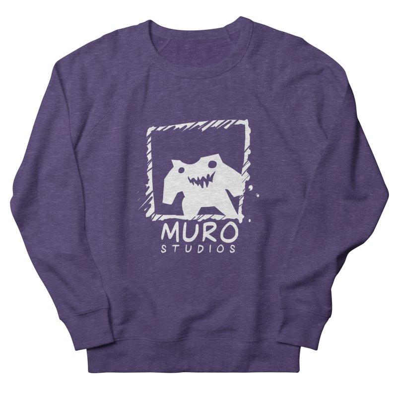 Muro Studios Logo Men's French Terry Sweatshirt by Muro Studios Shop
