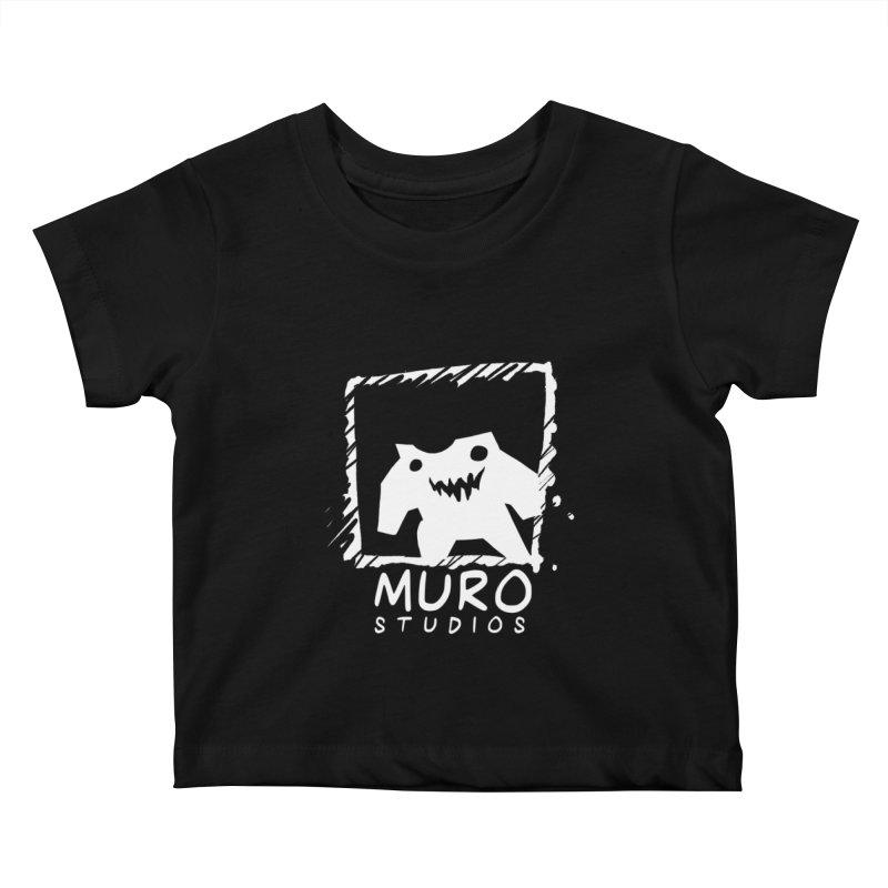Muro Studios Logo Kids Baby T-Shirt by Muro Studios Shop