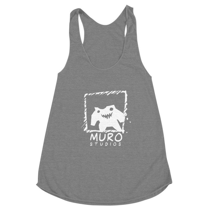 Muro Studios Logo Women's Tank by Muro Studios Shop
