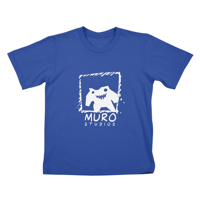 Muro Studios Logo Kids T-Shirt by Muro Studios Shop