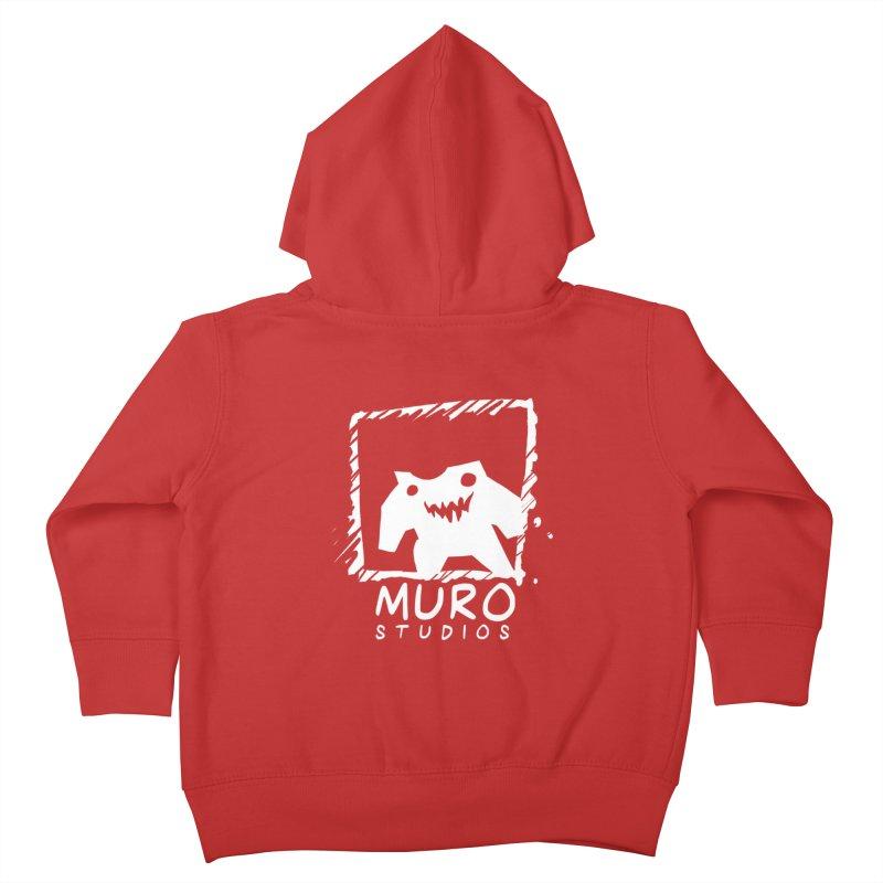 Muro Studios Logo Kids Toddler Zip-Up Hoody by Muro Studios Shop
