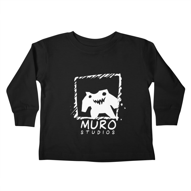 Muro Studios Logo Kids Toddler Longsleeve T-Shirt by Muro Studios Shop
