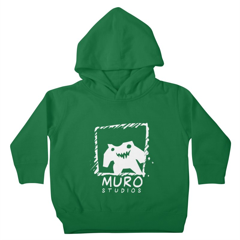 Muro Studios Logo Kids Toddler Pullover Hoody by Muro Studios Shop