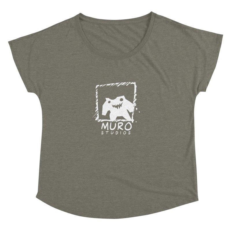 Muro Studios Logo Women's Dolman by Muro Studios Shop