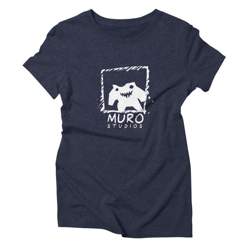 Muro Studios Logo Women's Triblend T-Shirt by Muro Studios Shop