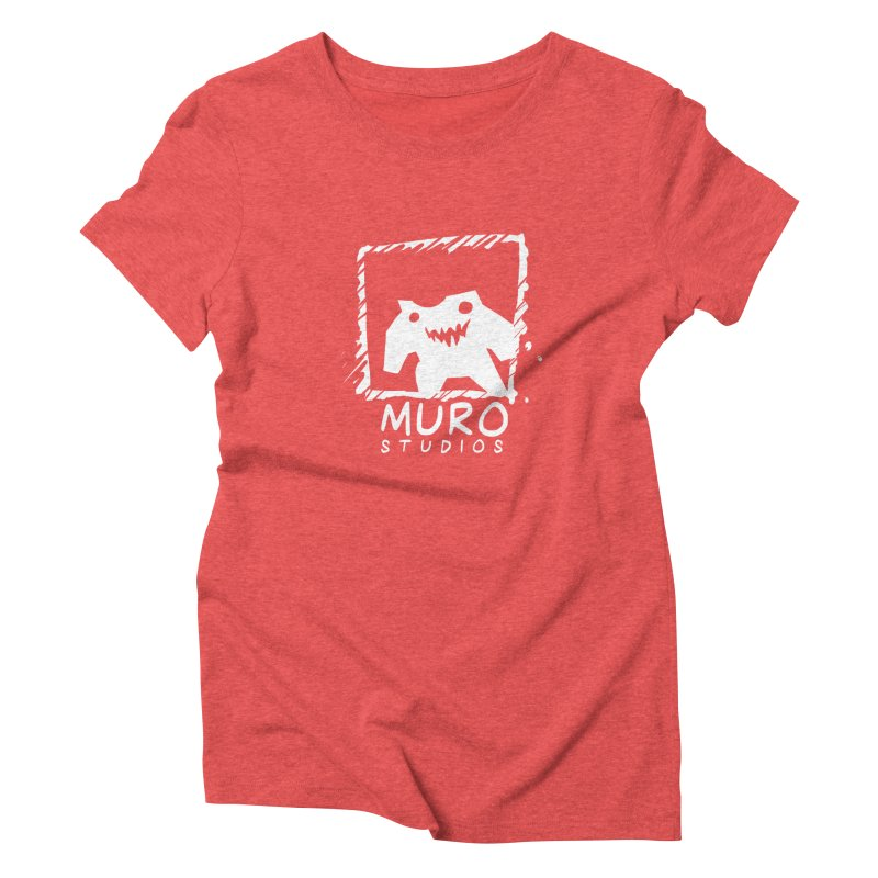 Muro Studios Logo Women's Triblend T-Shirt by Muro Studios Shop