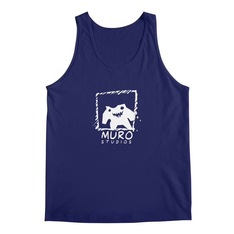 Muro Studios Logo Men's Tank by Muro Studios Shop
