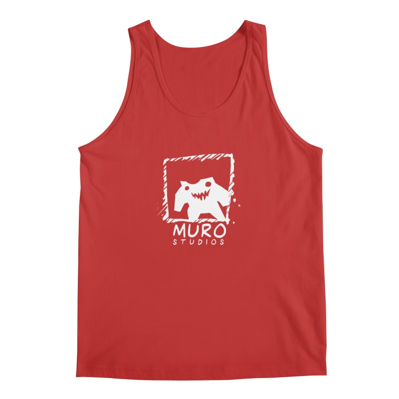 Muro Studios Logo Men's Regular Tank by Muro Studios Shop