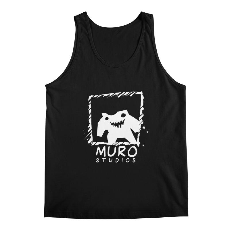 Muro Studios Logo Men's Regular Tank by Muro Studios Shop