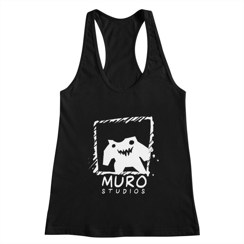 Muro Studios Logo Women's Racerback Tank by Muro Studios Shop