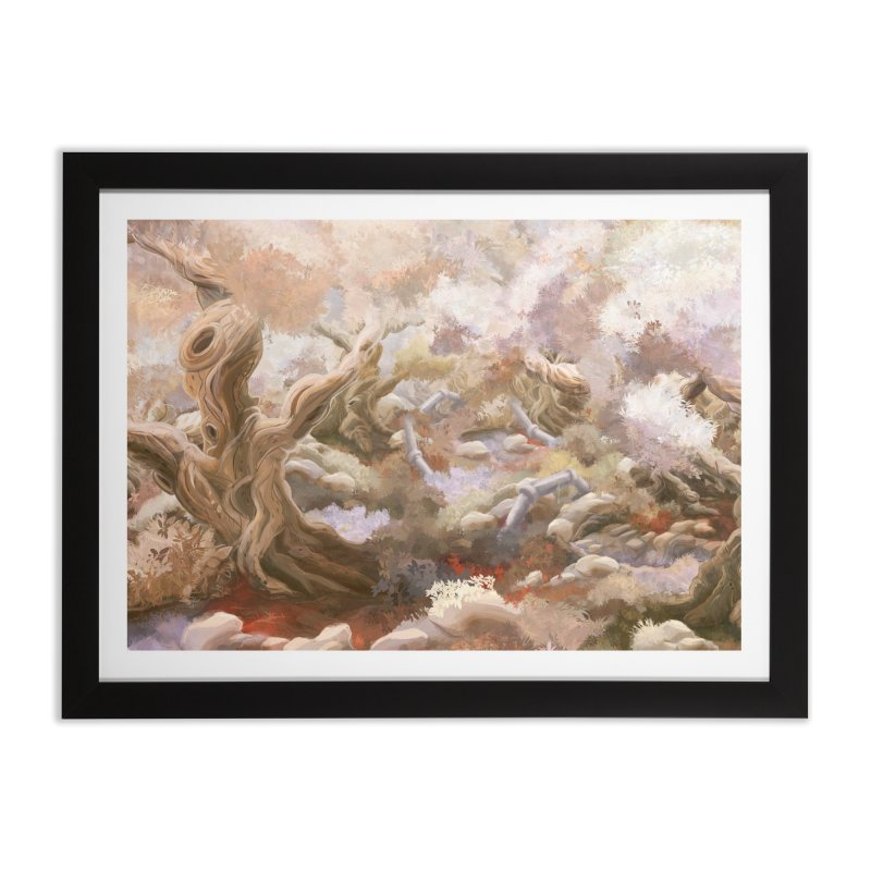The Forest Home Framed Fine Art Print by Muro Studios Shop