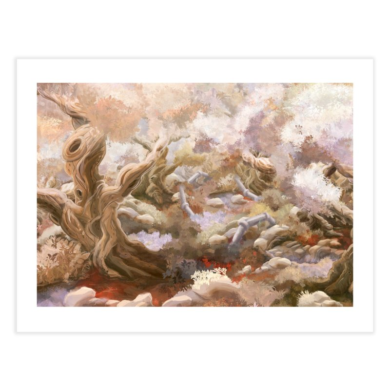 The Forest Home Fine Art Print by Muro Studios Shop