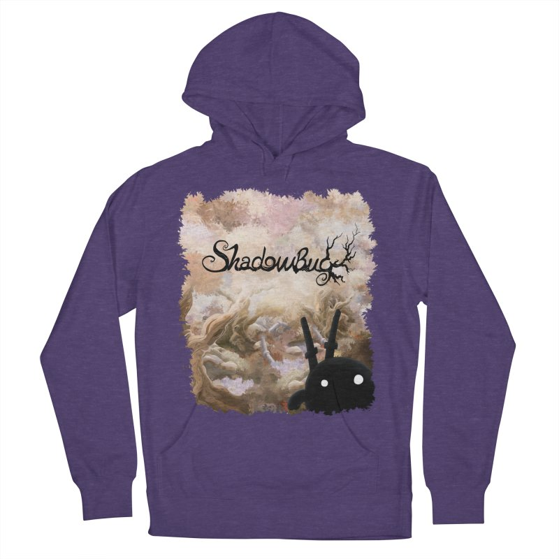Shadow Bug Women's French Terry Pullover Hoody by Muro Studios Shop