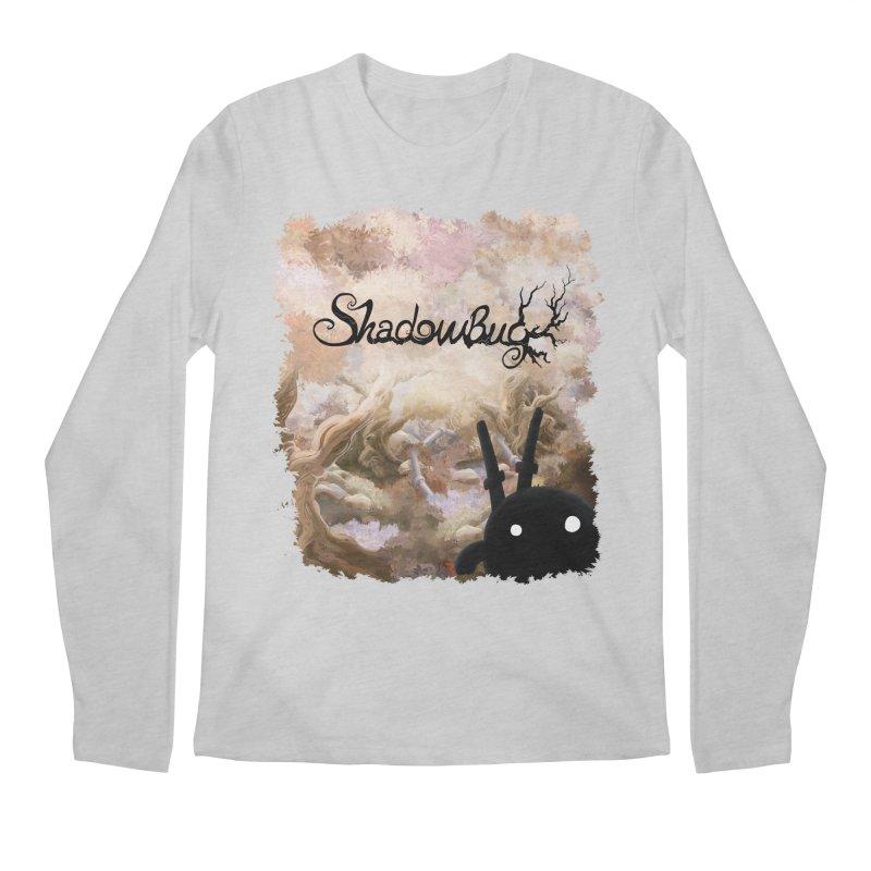 Shadow Bug Men's Regular Longsleeve T-Shirt by Muro Studios Shop