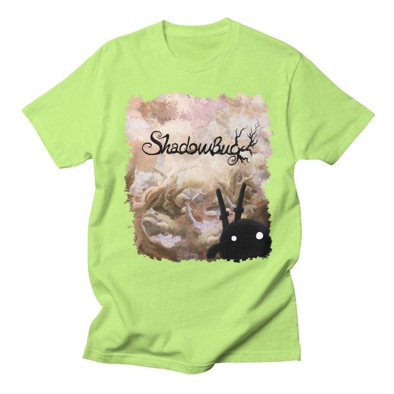 Shadow Bug Men's Regular T-Shirt by Muro Studios Shop
