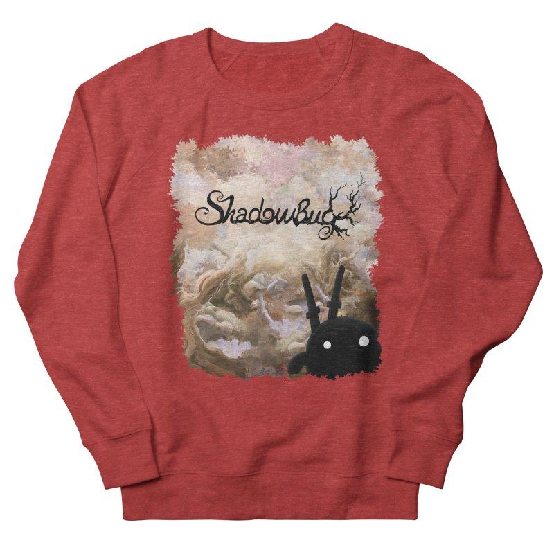 Shadow Bug Women's French Terry Sweatshirt by Muro Studios Shop