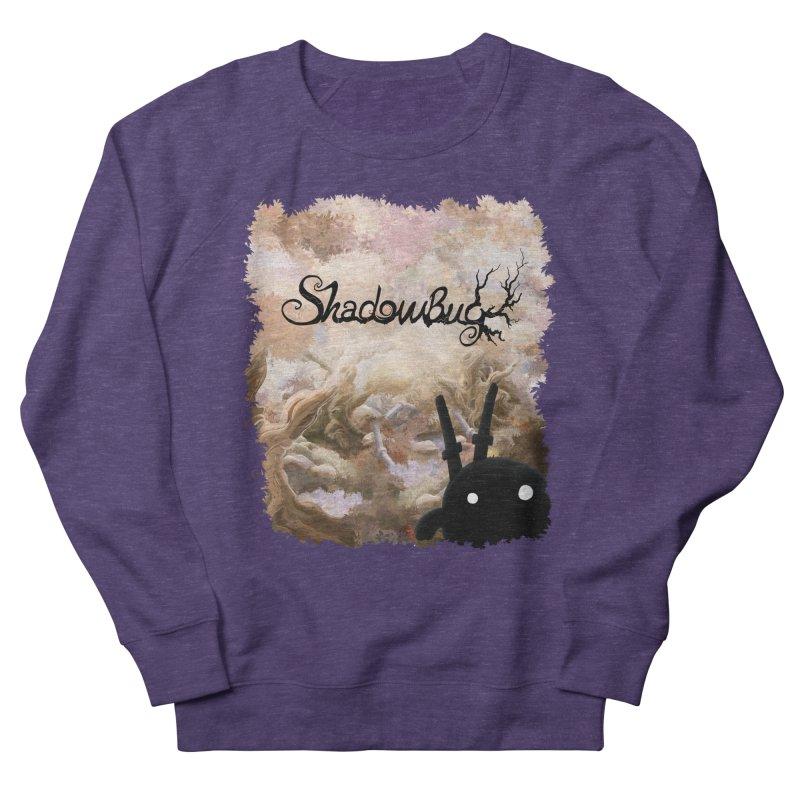 Shadow Bug Men's French Terry Sweatshirt by Muro Studios Shop