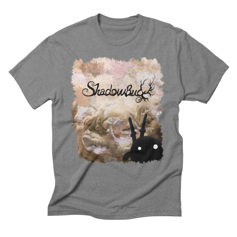 Shadow Bug Men's Triblend T-Shirt by Muro Studios Shop