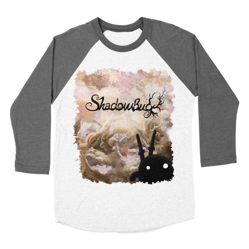 Shadow Bug Women's Baseball Triblend T-Shirt by Muro Studios Shop
