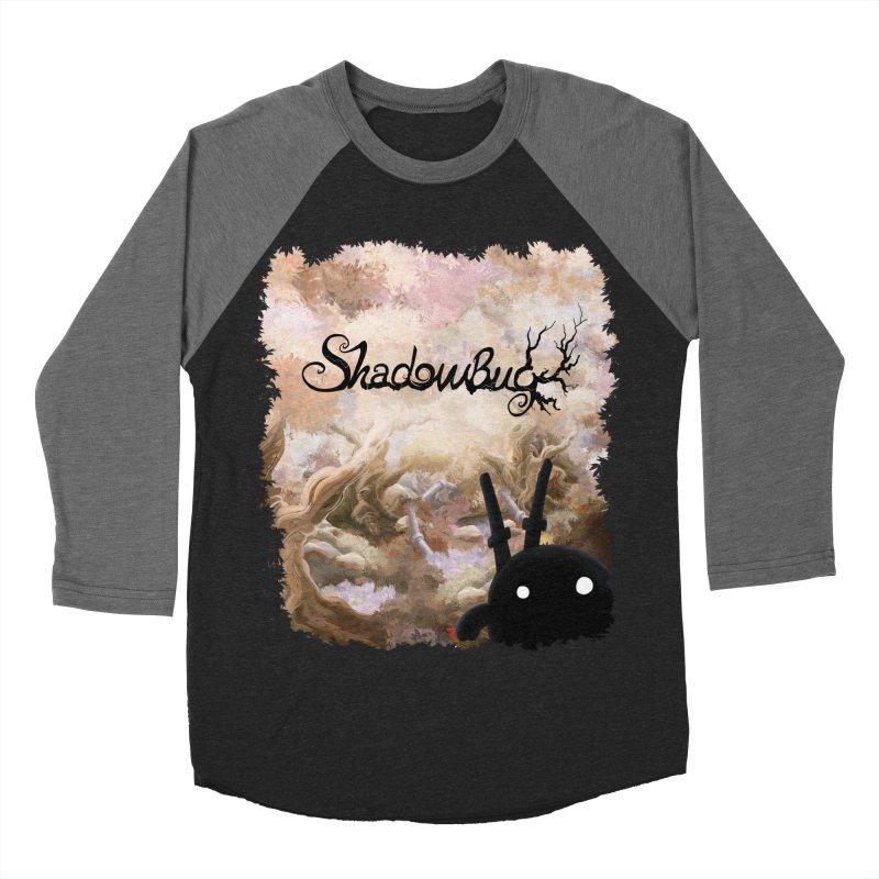 Shadow Bug Women's Baseball Triblend Longsleeve T-Shirt by Muro Studios Shop