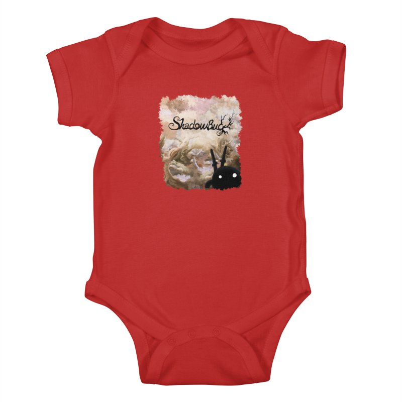 Shadow Bug Kids Baby Bodysuit by Muro Studios Shop
