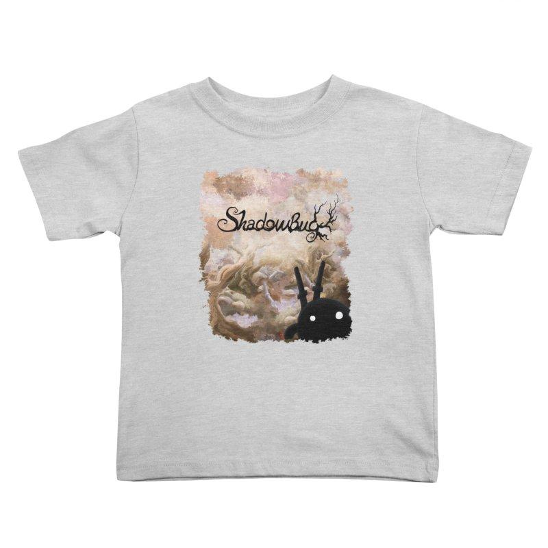 Shadow Bug Kids Toddler T-Shirt by Muro Studios Shop